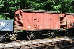 783739 Avon Valley Railway 030618 (Dan86401) Tags: avr avonvalleyrailway 783739 b783739 vwv vanwide br ventvan wagon freight ventilatedvan