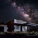 In the middle of nowhere in the middle of the night. (WillJordanPhoto) Tags: delhi colorado onestop derelict abandoned ghosttown milkyway stars orion mars venus night plains space astrophotography lajunta trinidad gasstation texaco oil lasanimas county road