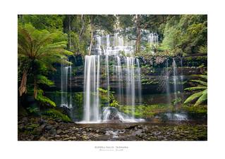 Russell Falls - Tasmania