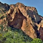 Remnants at a Volcanic Past (Big Bend National Park) thumbnail