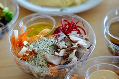 Wellness Menu (Chowgirls Killer Catering) Tags: wellness corporatecatering lunch catering chowgirlskillercatering pollen salad protein chia healthy cleaneating