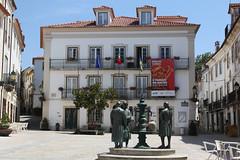 Abrantes (hans pohl) Tags: portugal moyentage abrantes places squares villes cities houses maisons bâtiments buildings architecture