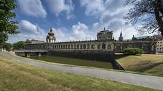 Dresden - Zwinger Panorama (stefanfricke) Tags: dresden zwinger panorama stitch sony ilce7rm2 sel1635z saxony sachsen
