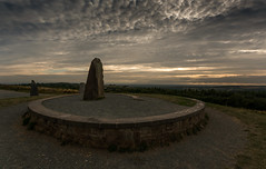 Old Pale (Rob Pitt) Tags: delamere forest pale hill heights seven counties mid cheshire ridge sunset outdoor a7rii samyang 14mm f28 summer clouds