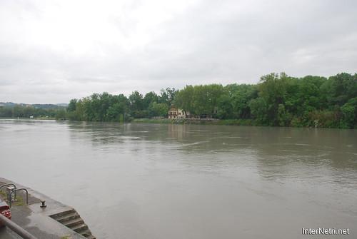 Річка Рона, Авіньйон, Прованс, Франція InterNetri.Net France 1440