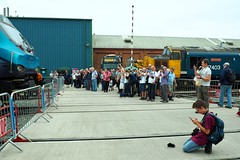 DRS Open Day at Crewe (rebeccadelaney45) Tags: engines freight drs railways