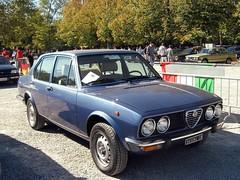 Alfa Romeo Alfetta 1.8 1979 (LorenzoSSC) Tags: alfa romeo alfetta 18 1979