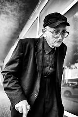 Candid Walker (Alek Stefan) Tags: candid street portrait main walking