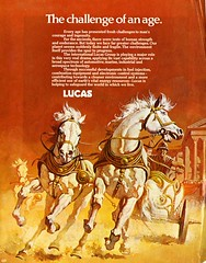 Lucas Advertisement (British Motor Industry Heritage Trust Archive) Tags: lucascollection lucas advertisement socialhistory vintage history theatre arts glyndebourne