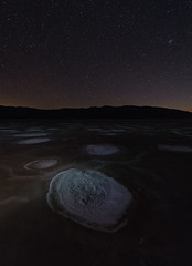 Pockets of salt (Dan M. Thompson) Tags: death valley salt creek deathvalley national park california nikkor nikon d850 astro astrophotography level mountains nightscape nightscaper landsacpes starry night stars mountain range induro long exposure open shutter hike travel explore inexplore