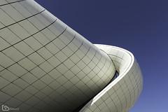 Heydar Aliyev Center (alamond) Tags: heydaraliyev baku azerbaijan architecture zahahadid detail architect structure environment lines white curves landscape contemporary modern canon 7d markii mkii llens ef 1740 f4 l usm alamond brane zalar sky