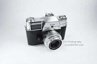 Kodak Retina Reflex IV - 1965