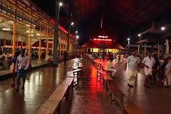 Street photography (Rajavelu1) Tags: guruvaur kerala india temple krishnan people reflection art creative streetphotography candidstreetphotography colourstreetphotography nightstreetlife lowlightstreetphotography vividandstriking handheld dslr culture tradional artdigital