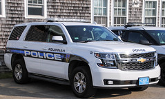 Aquinnah Police (zamboni-man) Tags: marthas vineyard cape cod pd fd state police fire department ems ambulance airport ack