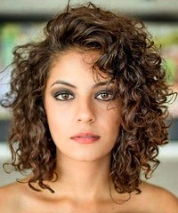 Best Medium Length Curly Hairstyles 2018 for Girls & Women for Latest Fresh Look… (nididchy) Tags: hairstyles for medium length hair short long school millennial viking beard l mens fashion style jewelry i tattoos sunglasses glasses sensod | diy home decor mehndi designs pallets health hairstylecom try haircuts