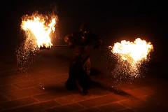 Firespell (marcosmallred) Tags: perugia perugia1416 fuoco fiamme umbria umbrien italia italy italie italien medioevo medieval medioevale rievocazione