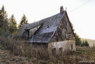 La maison aux esprits.