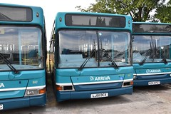Arriva Wales - 915 - LJ51DCX (Transport Photos UK) Tags: dennisdart wrexham adamnicholson transportphotosuk nikon nikond5500 bus coach transport adamnicholsontransport photos uk