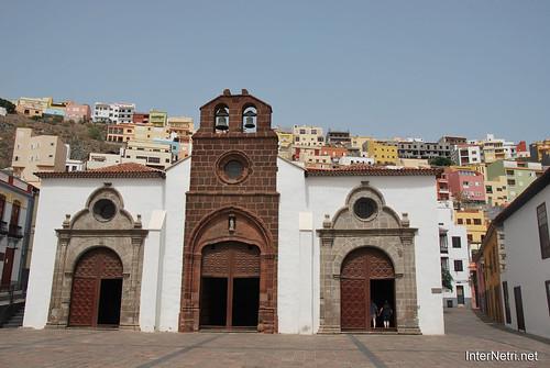 Церква Iglesia De La Asunción, Сан Себастіан де Ла Гомера, Канарські острови  InterNetri  1221