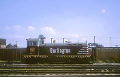 CB&Q NW1 9201 (Chuck Zeiler) Tags: cbq nw1 9201 burlington railroad emd emc locomotive clyde train chuckzeiler chz