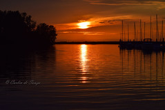 Sunset (careth@2012) Tags: sunset duck reflection reflections boat boats scene scenery scenic view marina britishcolumbia landscape careth2012 nikon d3300 nikond3300 skyline