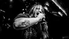 Cannibal Corpse - live in Bielsko-Biała 2018 fot. MNTS Łukasz Miętka_-12