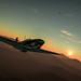 War Thunder / Sunset Mountains