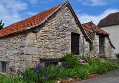 Saujac, Aveyron, Occitanie. (byb64) Tags: saujac aveyron midipyrénées occitanie rouergue occitania france francia frankreich europe europa eu ue village pueblo borgo ort dorf