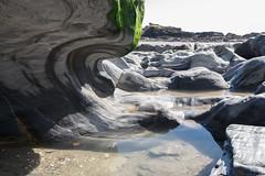 108/365 - Ayrmer Cove (Spannarama) Tags: 365 april rocks rockformations sculpted seaweed water rockpool beach cove coast seaside ayrmercove southdevon devon uk