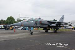 JAGUAR-T4-T-XX840-10-6-18-RAF-COSFORD-AIRSHOW-18 (Benn P George Photography) Tags: rafcosford 10618 airshow bennpgeorgephotography jaguar gr1 bl xz389 jb xz370 t4 ez xz847 t xx840