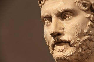 Bust of an Officer (120 - 140 AD)