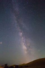 San Luis Creek CA (thuygiaho) Tags: nightsky stars milkyway sanluis reservoir night ca california northerncalifornia cali
