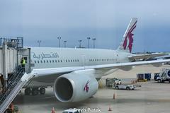 Qatar Airways –  Airbus A350-941 A7-ALA @ Philadelphia (AviatorTravis) Tags: a7ala