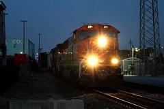 BNSF 291 (CC 8039) Tags: bnsf trains sd75m c449w ac44cw st louis missouri