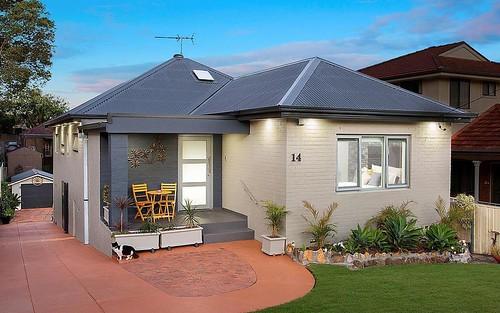 14 Arinya St, Kingsgrove NSW 2208