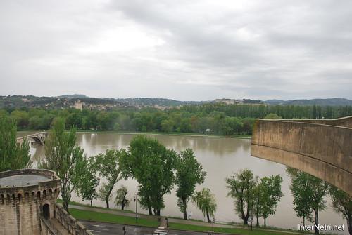 Річка Рона, Авіньйон, Прованс, Франція InterNetri.Net France 1456