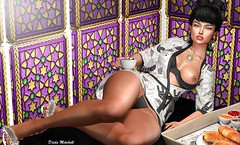 ✺✺ 618 ✺✺ (*Star Girl Fashion*) Tags: egozy newsearezology vanillabae avenge kinkyevent theepiphany secondlife sl avatar bento event secondlifefashion secondlifephotography photography photographyblog styling meshhair hair