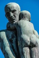 Oslo (that Geoff...) Tags: vigeland park oslo norway norwegian sculptures gustavvigeland canon powershot g7x