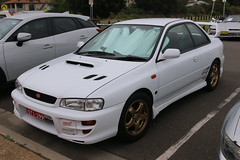 1999 Subaru Impreza GM WRX STi Version 5 (jeremyg3030) Tags: 1999 subaru impreza gm wrx sti version5 cars japanese