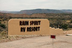 Rain Spirit (twm1340) Tags: verdevalley clarkdale az arizona sign