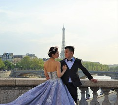 DSC02631 (2) (Kevin cotucheau) Tags: flickr art photos paris mariage chinois tour effeil couple boy girl seine pont shooting portrait amour heureux happy love