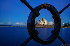 Blue Hour at The Rocks (edzwa) Tags: sydneyoperahouse water longexposure nisifilters bluehour