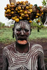 eye of beholder (rick.onorato) Tags: africa ethiopia omo valley tribes tribal mursi woman lip plate