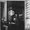 cafe visitors (swingking85) Tags: streetphotography street dubin ireland x100 starbucks coffee