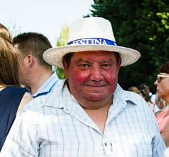 Fait soif! (dominiquita52) Tags: street photography portrait homme man chapeau