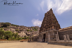 Venkataraman Temple, Gingee (rvk82) Tags: 2018 april april2018 architecture gingee history india longexposure longexposurephotography nikkor1424mm nikon nikond850 rvk rvkphotography raghukumar raghukumarphotography southindia tamilnadu temple temples venkataramantemple wideangle wideangleimages rvkonlinecom rvkphotographycom muttakadurf in