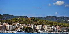 PALMA di MAIORCA-Isole baleari - Spagna (Alviero41) Tags: spagna palmadimaiorca isolebaleari castellodibellver
