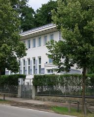 Villa Wagner II (Don Claudio, Vienna) Tags: hüttendorf wien vienna penzing otto wagner jugendstil ernst fuchs ben tieber secessionismus 1912