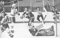 Winnipeg Jets vs Indianapolis Racers (vintage.winnipeg) Tags: winnipeg manitoba canada vintage history historic sports winnipegjets
