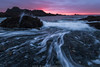 West Quoddy Stone Beach Sunrise (Adam Woodworth) Tags: bayoffundy downeast maine newengland ocean rocks seacoast sunrise water westquoddyheadstatepark
